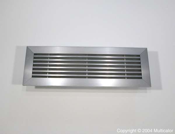 Badkamer Verwarming Calor : Aluminium vloerroosters multicalor